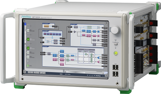 Anritsu MP1900A signal quality analyzer