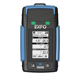 EXFO PPM 350D PON Power Meter